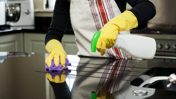 CleaningKitchen
